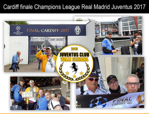 Cardiff finale Champions League Real Madrid Juventus 2017