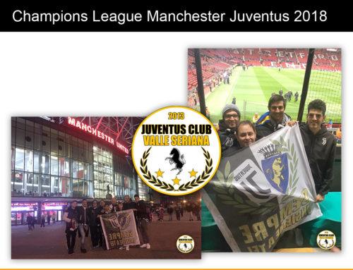 Champions League Manchester Juventus 2018