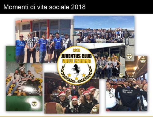 Momenti di vita sociale 2018