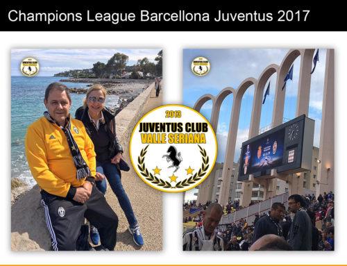 Montecarlo semifinale Champions League Monaco Juventus