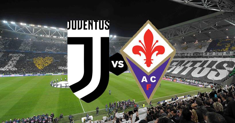 Juventus fiorentina Allianz Stadium, sabato 02 febbraio ore 12,30
