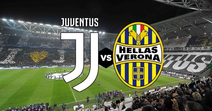 Allianz Stadium Sabato 21 settembre ore 18.00 Juventus-Hellas Verona