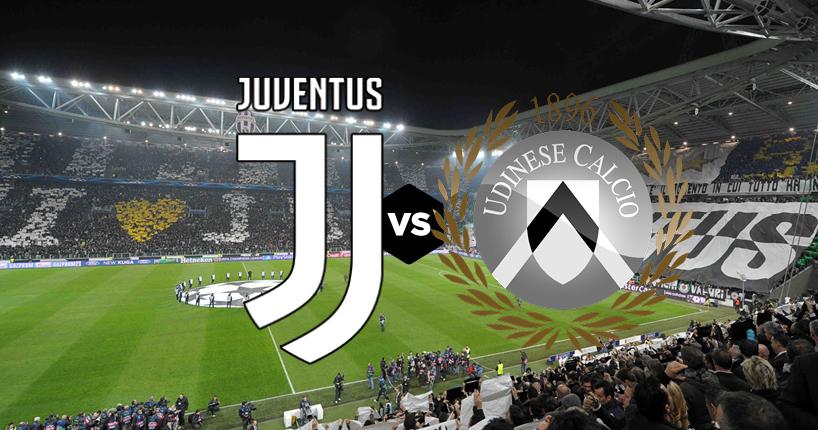 Juventus-Udinese Domenica, 15 Dicembre 2019 ore 15 Allianz Stadium